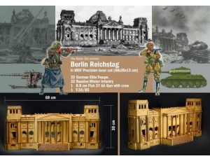 BERLIN 1945 FALL OF THE REICH