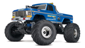 Traxxas Classic Bigfoot No.1 1:10 Officially Licensed Replica Monster Truck RTR