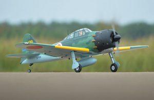 Black Horse A6M Zero ARTF