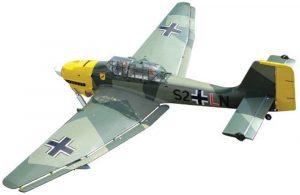 Black Horse Ju-87B-2 Stuka ARTF