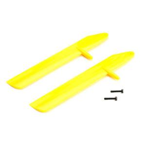 Blade mCP X BL Yellow Fast Flight Main Blade Set - BLH3907YE