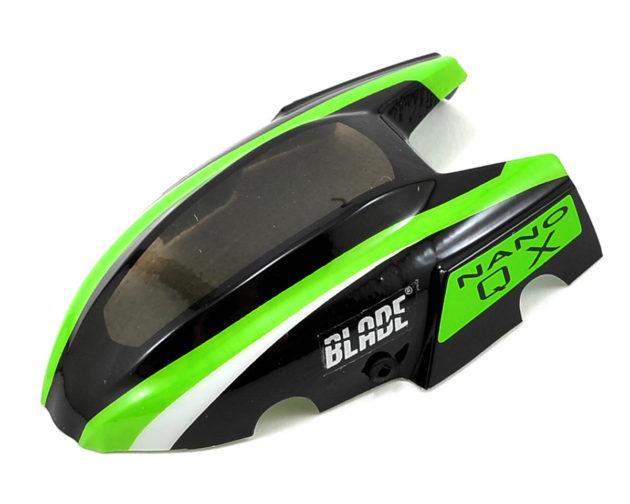 Blade Nano QX Green Canopy