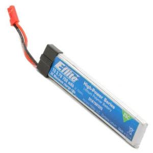 E-Flite 750mAh 1S 3.7V 25C LiPo Battery Blade Zeyrok