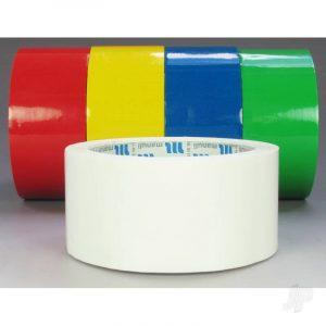 Bullet White Trim Tape (50mm)