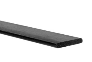 CARBON FIBRE BATTEN/STRIP 0.5mm x 3.0mm x 1mt