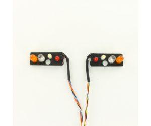 Carson 1:14 7,2/12V LED-PCB Taillight Arocs Tip C907616