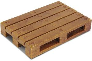 Carson 1:14 Euro-Pallet-Set (4) Plastic C907094