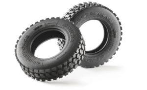 Carson 1:14 Fulda Crossforce Off-road Tires (2) C907011
