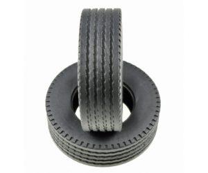 Carson 1:14 Fulda Multitonn 2 Tire wide (2) C907012