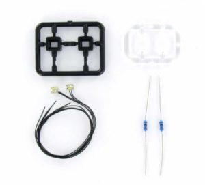 Carson 1:14 LR LED Front/Rear Light PCB(2) 7,2V C907144