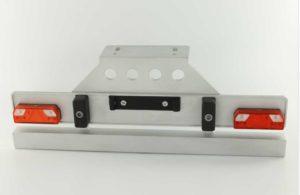 Carson 1:14 Rear Bumper (Euro) TAM-Semi-Trailer C907074