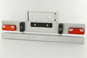 Carson 1:14 Rear Bumper (Euro) T-Reefer Semi-Trailer C907075