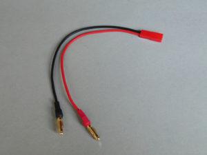 Charge Lead : 4mm Female BEC