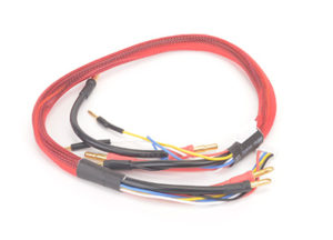Charge Leads 2 x 2S - Red MK5512R