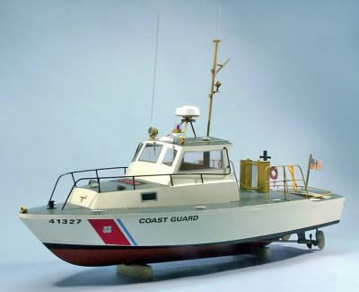 Coast Guard Utiltry Boat (1214)
