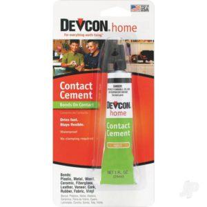 Contact Cement (1fl oz Tube)