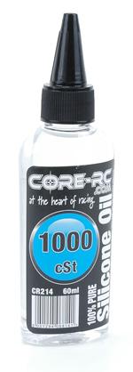 Core RC 1000 cSt Silicone Oil
