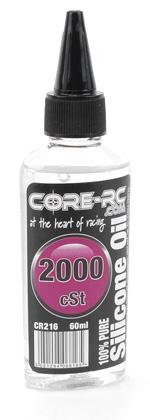 Core RC 2000 cSt Silicone Oil