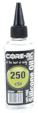 Core RC 250 cSt Silicone Oil