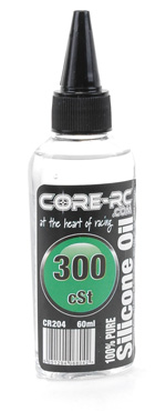 Core RC 300 cSt Silicone Oil