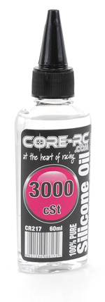 Core RC 3000 cSt Silicone Oil