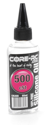 Core RC 500 cSt Silicone Oil