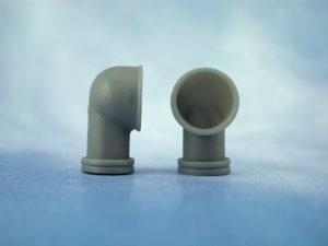 Cowl Ventilators (Resin) Ø12, H20mm(Pk2)
