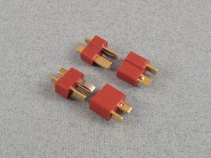 Deans Connector Set 2prs