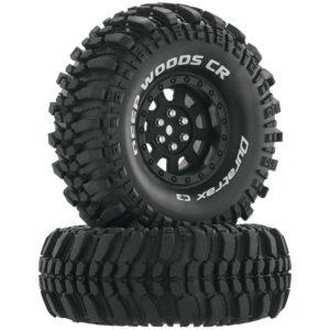 Deep Woods CR C3 Mounted 1.9 Crawler Black (2) G-DTXC4026