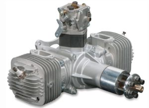 DLE 120 Two-Stroke Petrol Engine DLE-120 120cc