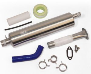 DLE 170 Header and Canister Set