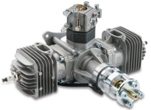DLE 60 Two-Stroke Petrol Engine DLE-60 60cc