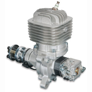 DLE 61 Two-Stroke Petrol Engine DLE-61 61cc