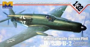 """HK Models Dornier Do 335 """"Pfeil"""" B-2 Zerstörer"""