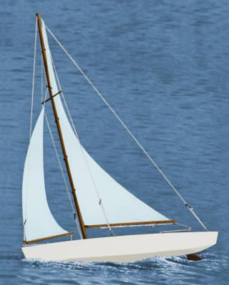 Dumas Ace Sloop Kit 5501720