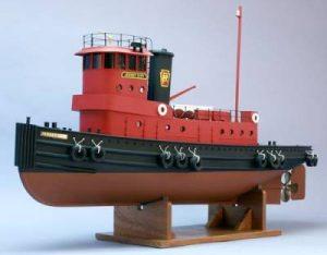 Dumas Jersey City Tug Boat Kit (1248)