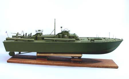 Dumas PT-109 U.S. Navy Boat (1233) 5501732