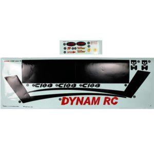 DYNAM C188 DECAL