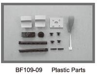 Dynam Messerschmitt BF109 Plastic Parts