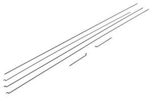 Dynam Messerschmitt BF109 Push Rod