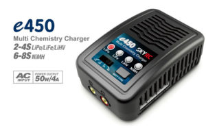e450 Charger  50W - 4A -AC