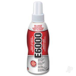 E6000 Spray Adhesive Clear 236.5ml