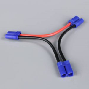 EC5 Series Connector, 12AWG, 100mm