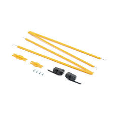 E-Flite Plastic Parts Set w/ screws: UMX J-3 BL EFLU3405