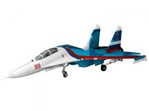 E-Flite Su-30 Twin 70mm EDF PNP EFL01075