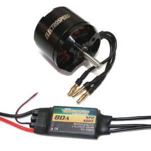Electrospeed Boost 60 Power Pack