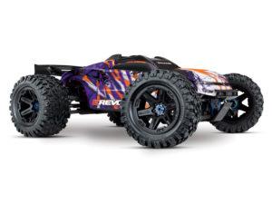 E-Revo II VXL 4WD TSM (TQi/No Batt or Chg) - Purple