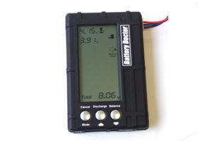 Etronix Battery Doctor Precision Discharger, Voltage and Balance