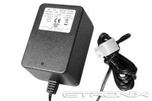 ETRONIX MAINS AC WALL CHARGER 1000MAH FOR 7.2V W/TAMIYA PLUG