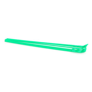 EXTRA LONG BODY CLIP 1/10 - FLUORESCENT GREEN (6)